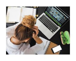 Stress fördert das Hormonungleichgewicht