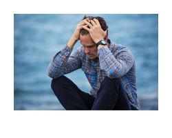 Männer und anhaltender Stress